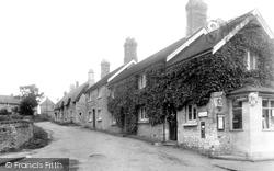 Empingham, Post Office Corner c.1955