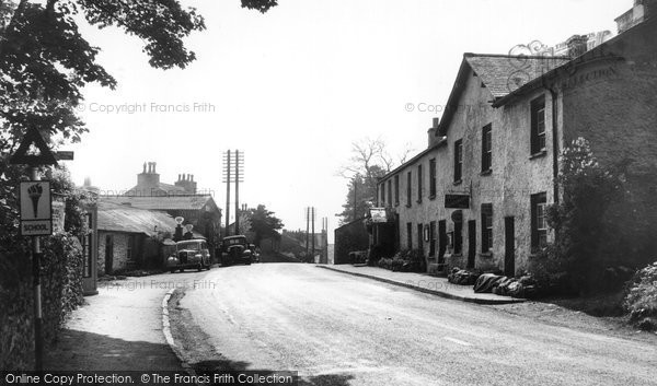 Endmoor, Main Road c1955