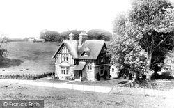 Endsleigh, Coombe Lodge 1908