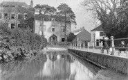 Enfield, Chase Side And Margetsons Pond 1890