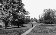 Enfield, Hilly Fields c1955
