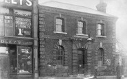 Enfield, Police Station, Fore Street c.1910