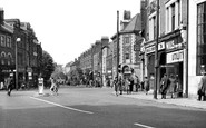 Photo of Silver Street c1950, Enfield