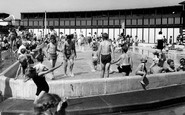 Enfield, The Children's Pool c.1955