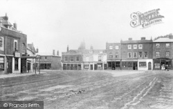 Enfield, Town Square 1868