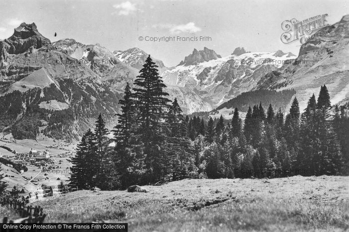 Photo of Engelberg, c.1935