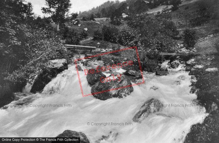 Photo of Engelberg, Rapids c.1935
