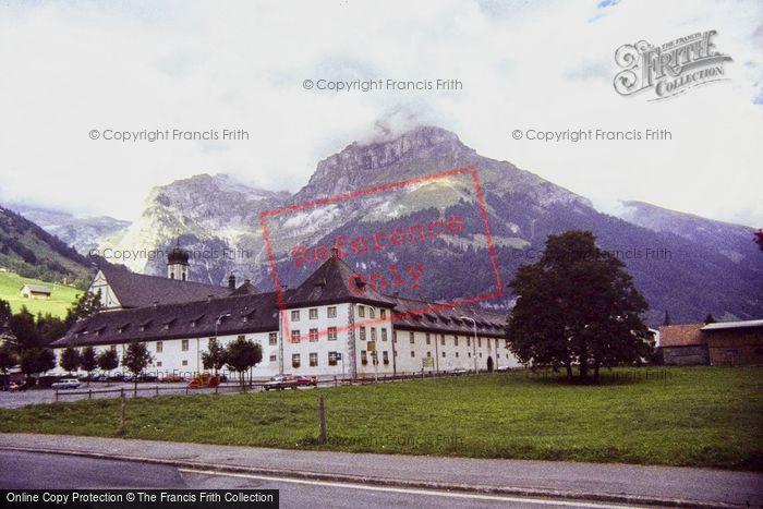 Photo of Engelberg, The Monastery 1983