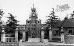 Royal Holloway College c.1955, Englefield Green