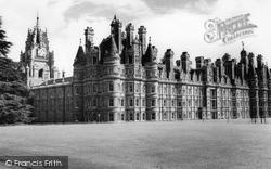 Royal Holloway College c.1960, Englefield Green