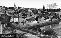 Enniscorthy, General View c.1950