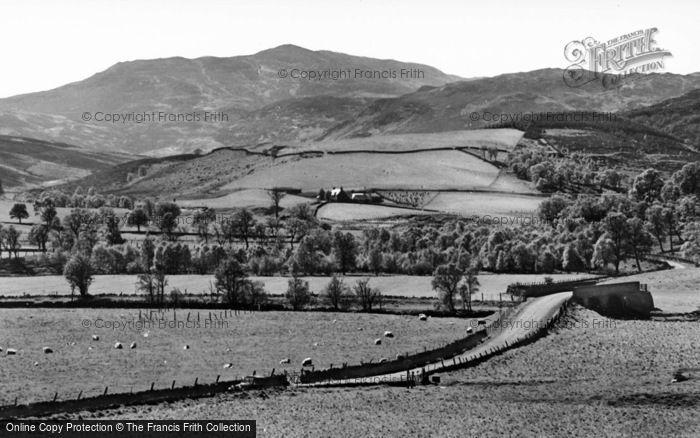 Photo of Enochdhu, High Road To Pitlochry c.1935