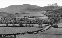 High Road To Pitlochry c.1935, Enochdhu