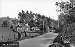 Road To Kirkmichael c.1935, Enochdhu