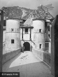 1939, Entrevaux