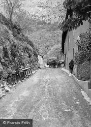 c.1939, Entrevaux