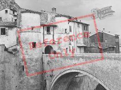The Bridge c.1939, Entrevaux