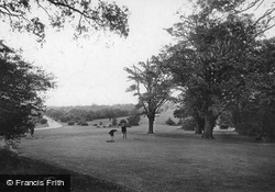 Forest, Golf Links 1911, Epping