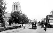 Epping, High Street 1921