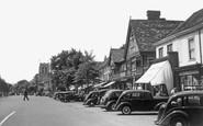 Epping, High Street c1955