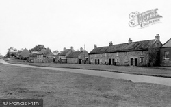 Chapel Row c.1955, Eppleby