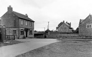 Eppleby, The Travellers Rest c1955