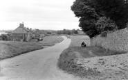 Eppleby, the Village c1955