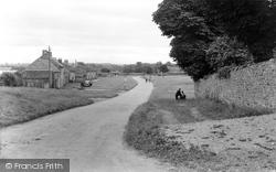 The Village c.1955, Eppleby