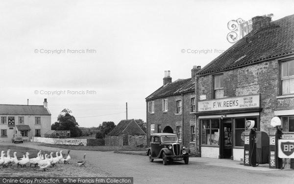 Eppleby, Cross Keys Hotel c1955