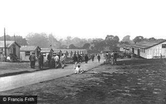 Epsom, A Division Woodcote Park 1915