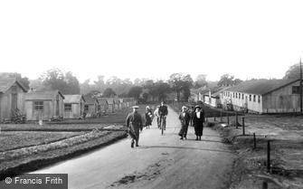 Epsom, A Division Woodcote Park 1917