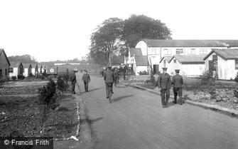 Epsom, B Division Woodcote Park 1915