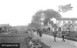 Epsom, B Division, Woodcote Park 1917