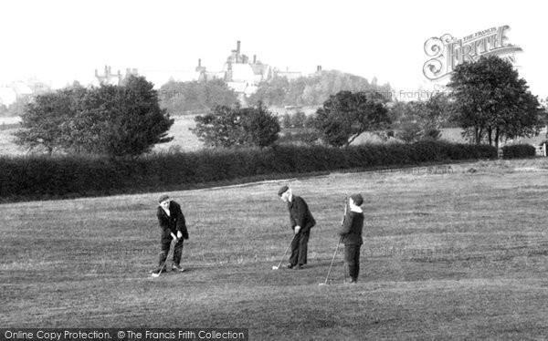 Photo of Epsom, the Golf Links 1903, ref. 50522x