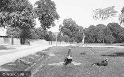 Epsom, Boys, Woodcote Green 1890
