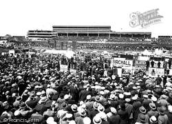 Epsom, Derby Day 1927
