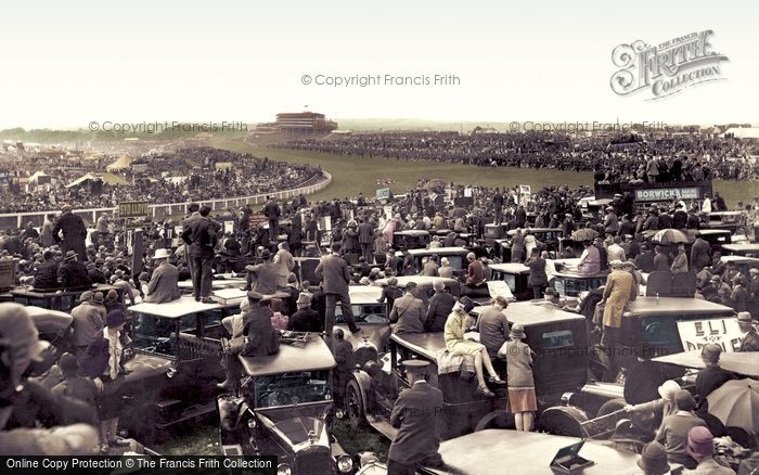 Epsom, Derby Day 1928