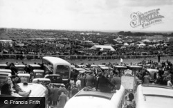 Epsom, Derby Day c.1950