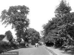 Epsom, Dorking Road 1924
