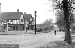 Epsom, Drift Bridge c.1955