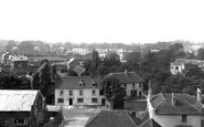 Epsom, from the Church Tower 1890
