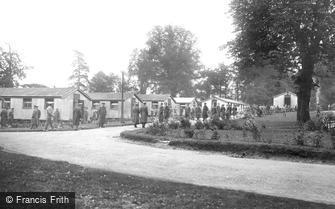Epsom, H Division Woodcote Park 1917