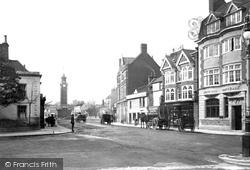Epsom, High Street 1902