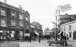 Epsom, High Street 1907