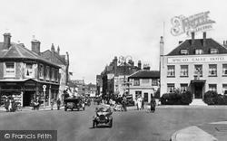 Epsom, High Street 1924
