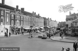 Epsom, High Street c.1960