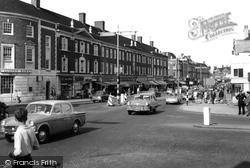 Epsom, High Street c.1965