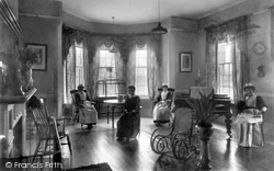Epsom, Horton Hospital, A Villa 1903