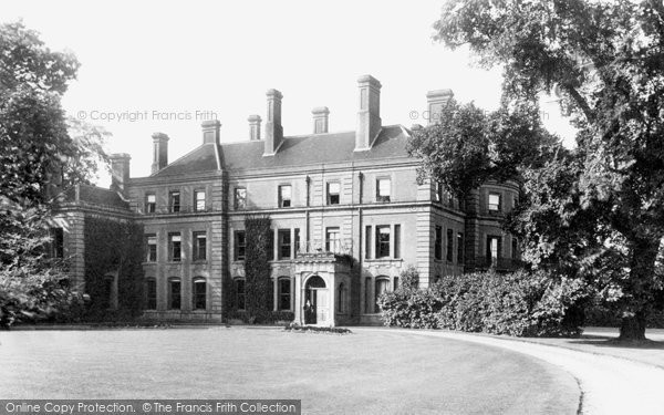 Photo of Epsom, Horton Manor 1890, ref. 26003