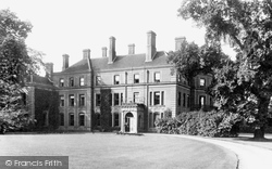 Epsom, Horton Manor 1890